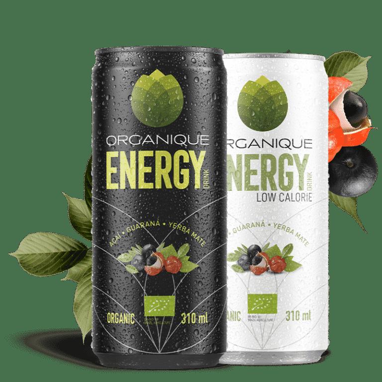 Organique Energy energidrik