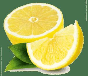 Lemon frugt