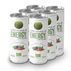 Organique Energy – Low Calorie