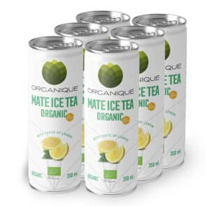 Mate Ice Tea Lemon – Low Calorie